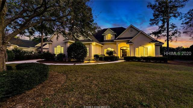 61 Cumberland Drive, Bluffton, SC 29910 (MLS #400106) :: The Alliance Group Realty