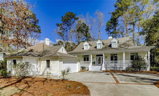 33 River Marsh Lane, Okatie, SC 29909 (MLS #400223) :: Collins Group Realty