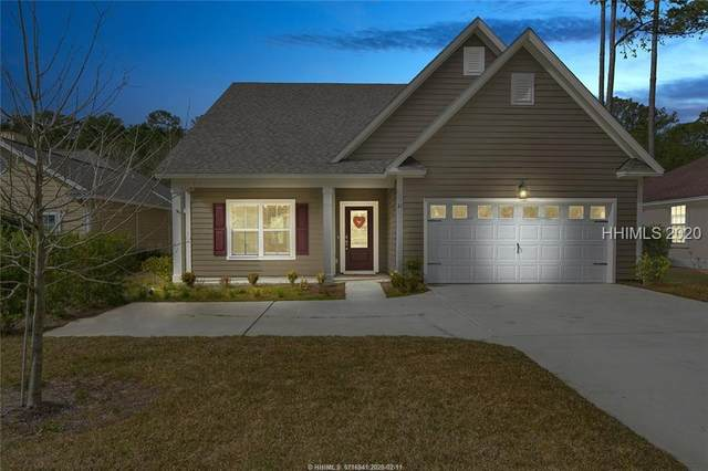 21 Sorrelwood Lane, Bluffton, SC 29910 (MLS #400249) :: RE/MAX Coastal Realty