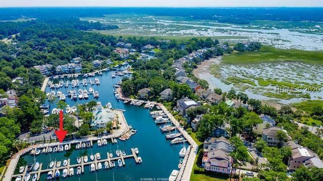 D-89 Windmill Harbour Marina, Hilton Head Island, SC 29926 (MLS #400278) :: The Alliance Group Realty