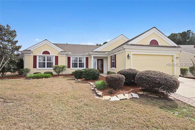 34 Columbus Circle, Bluffton, SC 29909 (MLS #400302) :: Coastal Realty Group