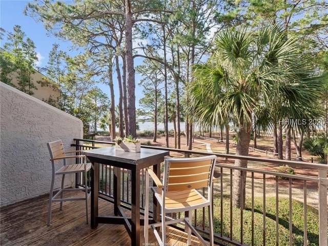 253 S Sea Pines Drive #1466, Hilton Head Island, SC 29928 (MLS #400432) :: The Coastal Living Team
