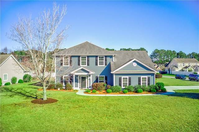 4 Grand Court, Bluffton, SC 29910 (MLS #400449) :: The Alliance Group Realty