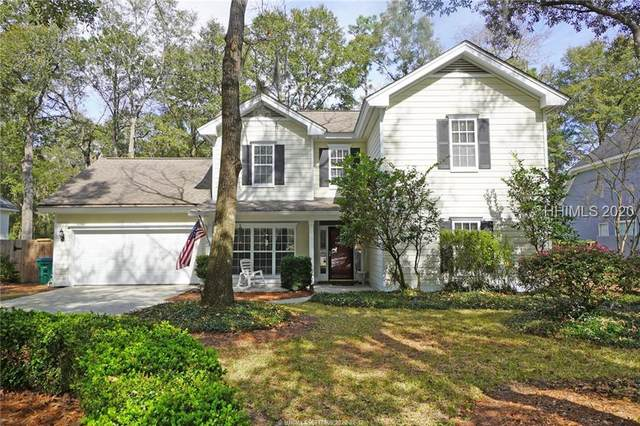 18 Old Sawmill Drive, Bluffton, SC 29910 (MLS #400461) :: Southern Lifestyle Properties