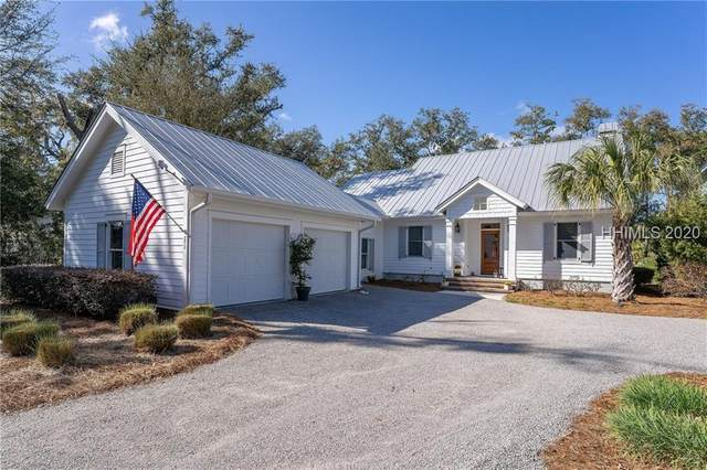 872 N Reeve Road, Saint Helena Island, SC 29920 (MLS #400483) :: The Coastal Living Team