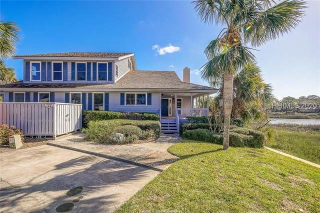 44 Lands End Road, Hilton Head Island, SC 29928 (MLS #400532) :: The Coastal Living Team