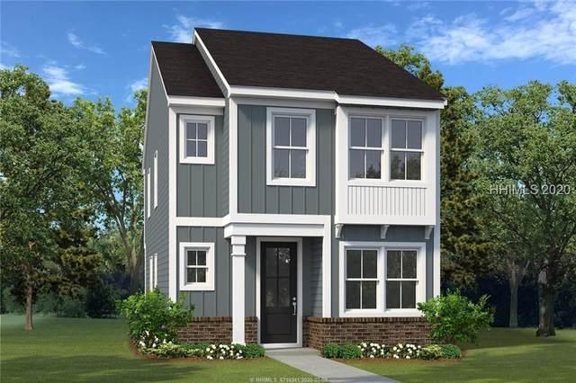 170 Garden Gate Circle W, Hardeeville, SC 29927 (MLS #400572) :: The Coastal Living Team