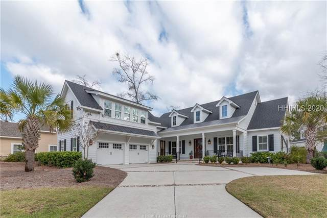 3 Blue Trail Court, Bluffton, SC 29910 (MLS #400582) :: The Alliance Group Realty