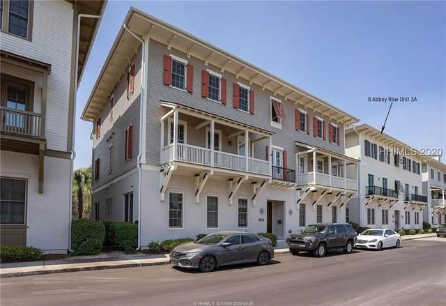 6 Abbey Row 3A, Beaufort, SC 29906 (MLS #400591) :: Hilton Head Dot Real Estate
