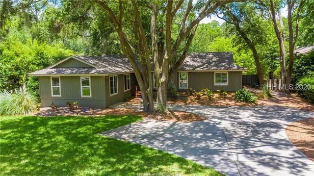 24 Sea Olive Rd, Hilton Head Island, SC 29928 (MLS #400653) :: Southern Lifestyle Properties