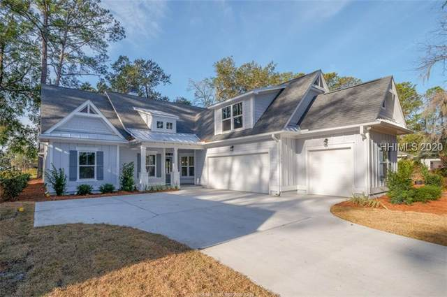 222 Locust Fence Road, Saint Helena Island, SC 29920 (MLS #400702) :: Coastal Realty Group