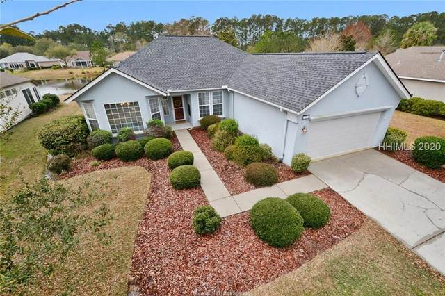 9 Hampton Circle, Bluffton, SC 29909 (MLS #400814) :: The Sheri Nixon Team