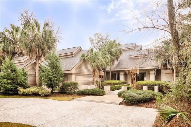 14 Hampton Lane, Bluffton, SC 29910 (MLS #400823) :: Collins Group Realty