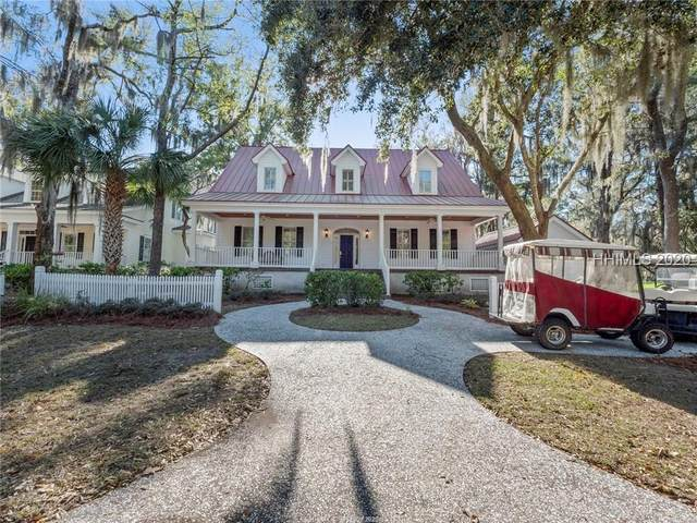 4 Carnoustie Ct, Daufuskie Island, SC 29915 (MLS #400921) :: The Sheri Nixon Team
