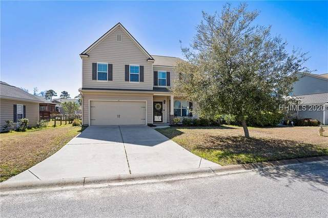 14 Bradford Court, Beaufort, SC 29902 (MLS #400927) :: The Coastal Living Team