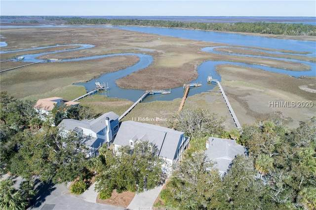 11 Fiddlers Point, Fripp Island, SC 29920 (MLS #400975) :: Collins Group Realty