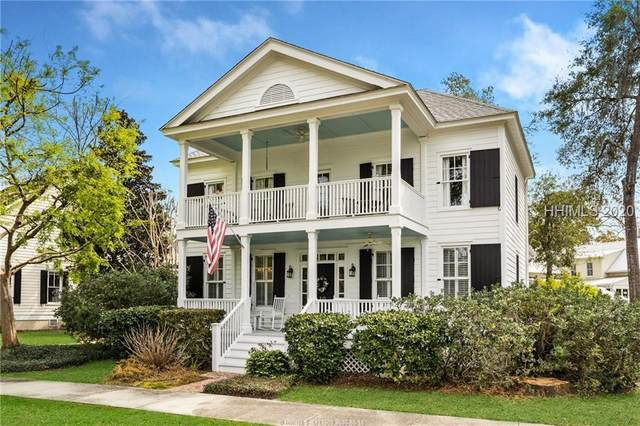 10 Grace Park, Beaufort, SC 29906 (MLS #401011) :: Coastal Realty Group