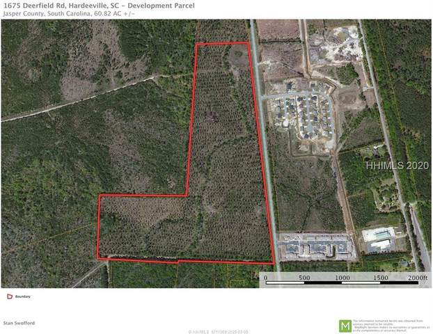 1675 Deerfield Road, Hardeeville, SC 29927 (MLS #401040) :: Collins Group Realty