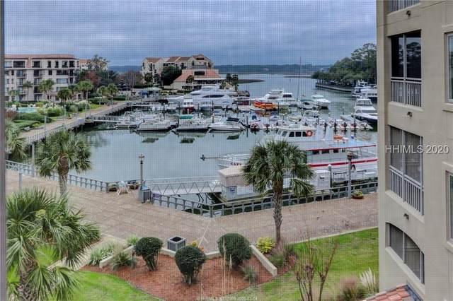 9 Shelter Cove Lane #306, Hilton Head Island, SC 29928 (MLS #401048) :: Southern Lifestyle Properties