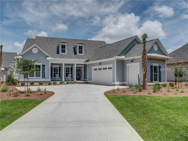 221 Flatwater Drive, Bluffton, SC 29910 (MLS #401100) :: Southern Lifestyle Properties
