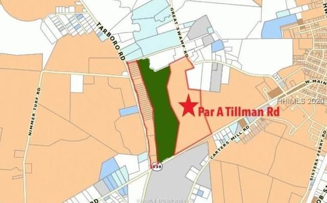 Par A Tillman Road, Ridgeland, SC 29936 (MLS #401128) :: Southern Lifestyle Properties