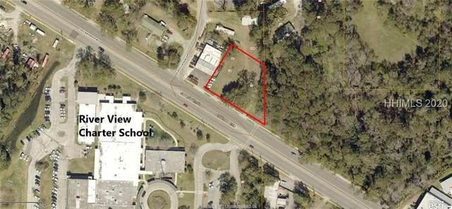 74 Savannah Highway, Beaufort, SC 29906 (MLS #401148) :: Judy Flanagan