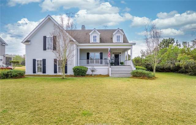 47 Governors Trace, Beaufort, SC 29907 (MLS #401238) :: Collins Group Realty