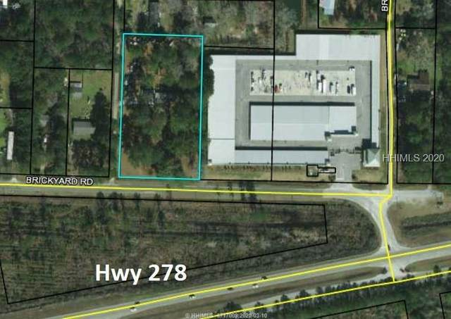 1557 Brickyard Road, Hardeeville, SC 29927 (MLS #401281) :: Collins Group Realty