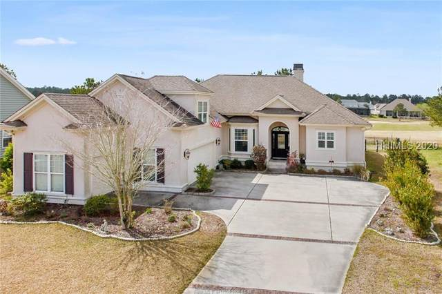 915 Wood Chuck Lane, Hardeeville, SC 29927 (MLS #401310) :: Coastal Realty Group