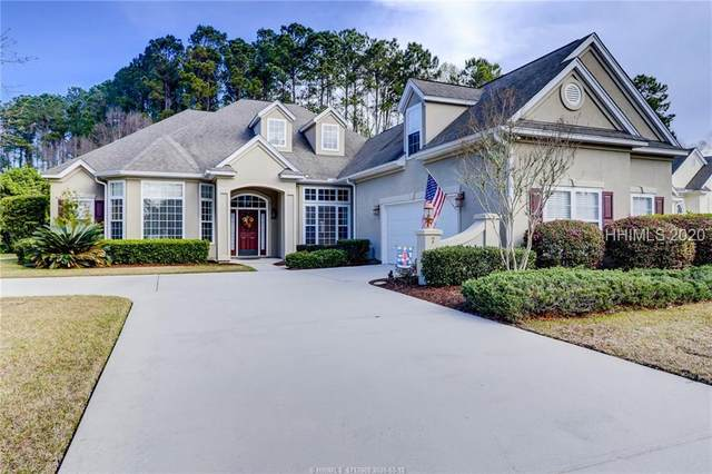 7 Stonehedge Way, Bluffton, SC 29910 (MLS #401351) :: The Alliance Group Realty