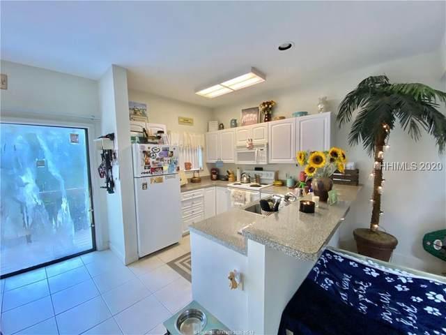 5 Gumtree Road J-2, Hilton Head Island, SC 29926 (MLS #401359) :: Schembra Real Estate Group
