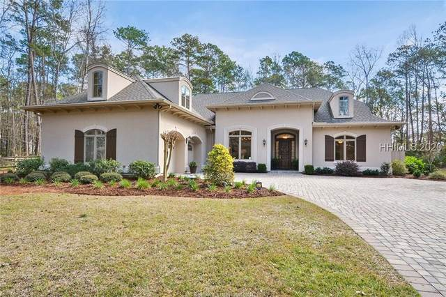 4 Glenn Road, Bluffton, SC 29910 (MLS #401389) :: Collins Group Realty