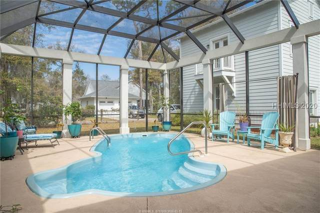 18 Carter Oaks Drive, Beaufort, SC 29907 (MLS #401399) :: Southern Lifestyle Properties