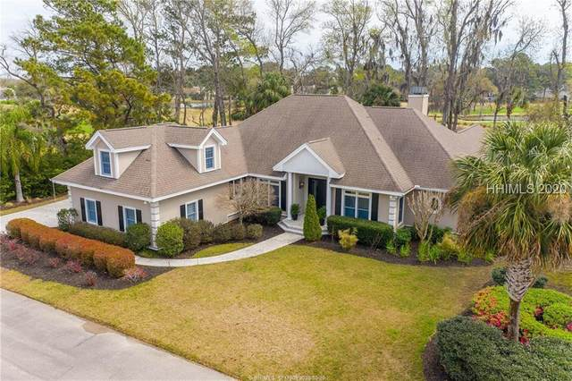 1349 Rowland Drive, Saint Helena Island, SC 29920 (MLS #401400) :: Coastal Realty Group