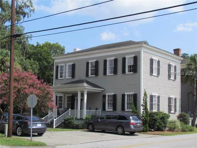 1214 King Street, Beaufort, SC 29902 (MLS #401416) :: The Coastal Living Team