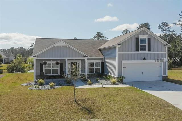 37 Freemans Loop, Ridgeland, SC 29936 (MLS #401446) :: The Coastal Living Team