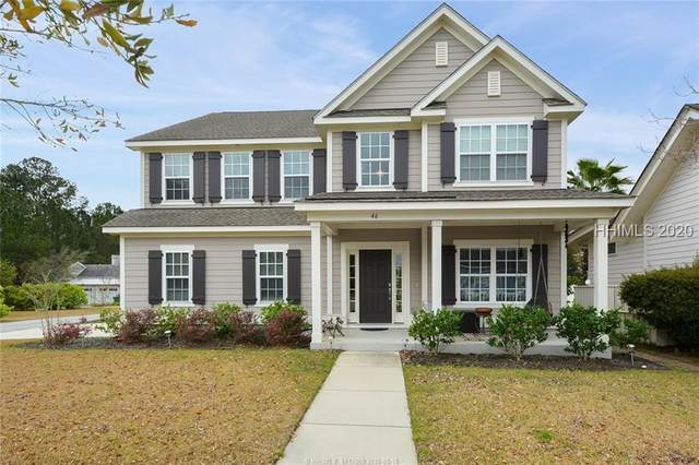 46 Chalmers Street, Bluffton, SC 29910 (MLS #401467) :: The Coastal Living Team