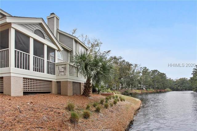 76 Ocean Lane #7634, Hilton Head Island, SC 29928 (MLS #401565) :: The Coastal Living Team