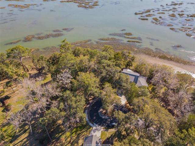 320 Bull Lane, Beaufort, SC 29902 (MLS #401580) :: The Coastal Living Team