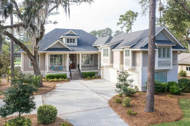 19 Twin Pines Road, Hilton Head Island, SC 29928 (MLS #401584) :: The Coastal Living Team