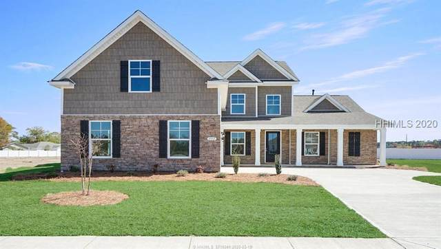 16 Braemar Court, Bluffton, SC 29910 (MLS #401599) :: The Alliance Group Realty