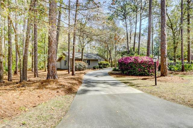 9 Wild Azalea Lane, Hilton Head Island, SC 29926 (MLS #401608) :: The Coastal Living Team