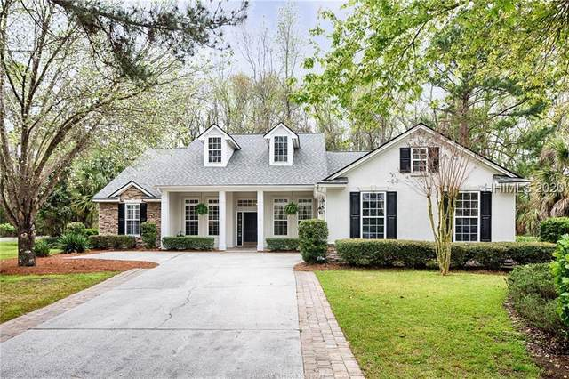 126 Island West Drive, Bluffton, SC 29910 (MLS #401635) :: Southern Lifestyle Properties