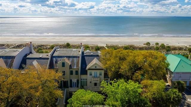 120 S Shore Drive #120, Hilton Head Island, SC 29928 (MLS #401646) :: The Coastal Living Team