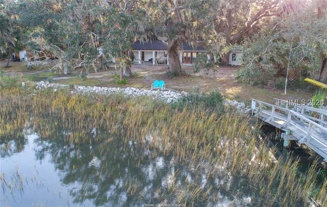 41 Oakland Drive, Saint Helena Island, SC 29920 (MLS #401657) :: Schembra Real Estate Group
