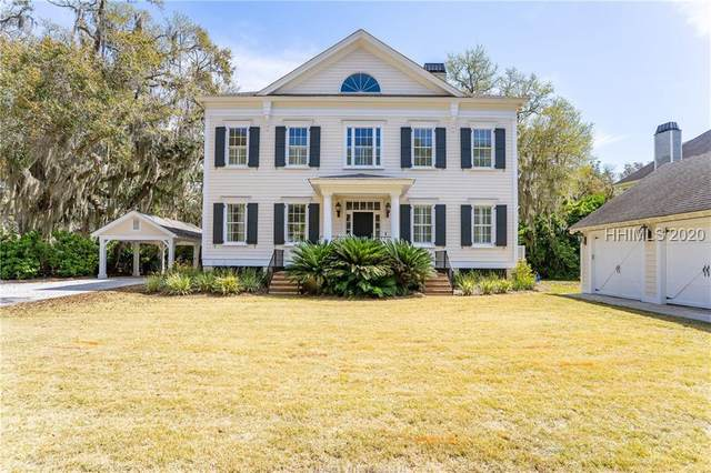 6 Rush Street, Beaufort, SC 29907 (MLS #401670) :: Southern Lifestyle Properties