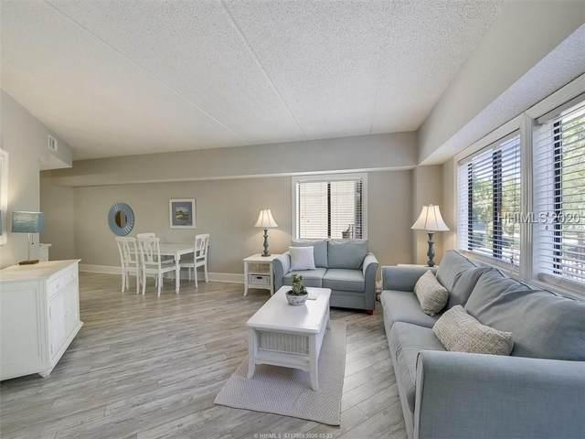 10 S Forest Beach Drive #117, Hilton Head Island, SC 29928 (MLS #401676) :: Coastal Realty Group