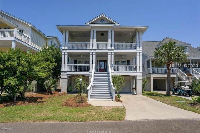 68 Davis Love Drive, Fripp Island, SC 29920 (MLS #401699) :: Collins Group Realty