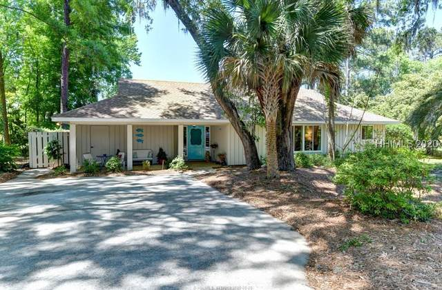 14 Timber Lane, Hilton Head Island, SC 29926 (MLS #401725) :: Schembra Real Estate Group