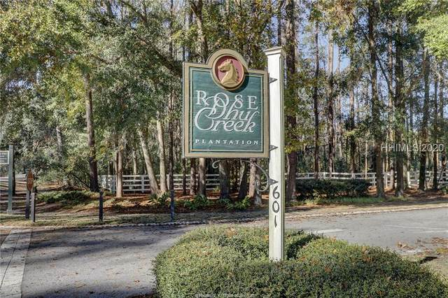 24 Sweet Grass Ln, Bluffton, SC 29910 (MLS #401791) :: Southern Lifestyle Properties